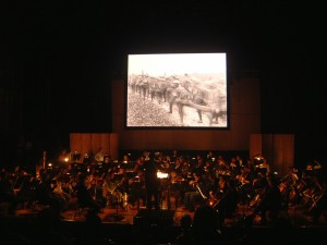 Somme live (silent film)